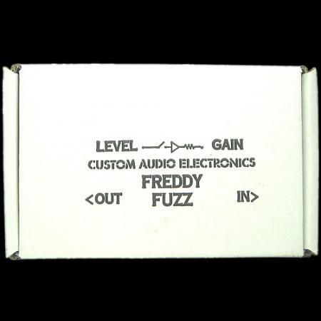 CUSTOM AUDIO ELECTRONICS FREDDY FUZZ