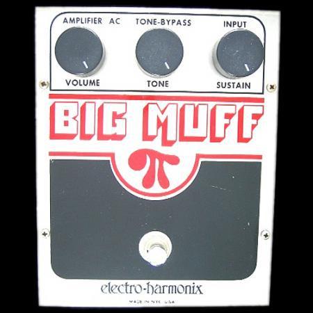 electro-harmonix BIG MUFFπ