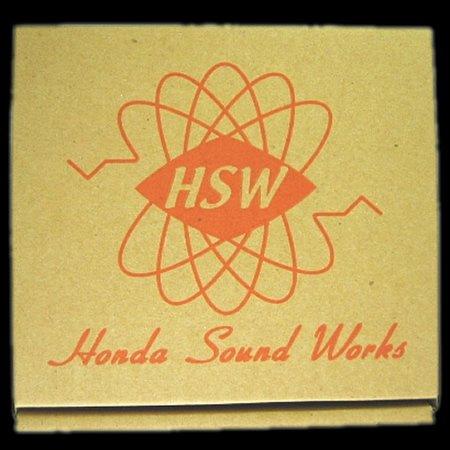 HONDA SOUND WORKS FUJIYAMA DRIVE (british)
