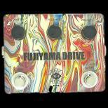 歪み系 エフェクター オーバードライブ HONDA SOUND WORKS FUJIYAMA DRIVE (british)