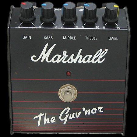Marshall The Guv'nor (イギリス製)