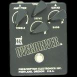 歪み系 エフェクター  PRESCRIPTION ELECTRONICS RX OVERDRIVER
