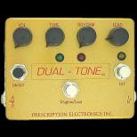 歪み系 エフェクター  PRESCRIPTION ELECTRONICS DUAL-TONE
