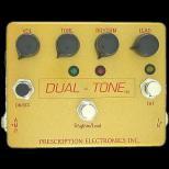 歪み系 エフェクター オーバードライブ PRESCRIPTION ELECTRONICS DUAL-TONE