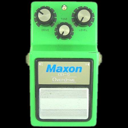 Maxon Overdrive OD-9
