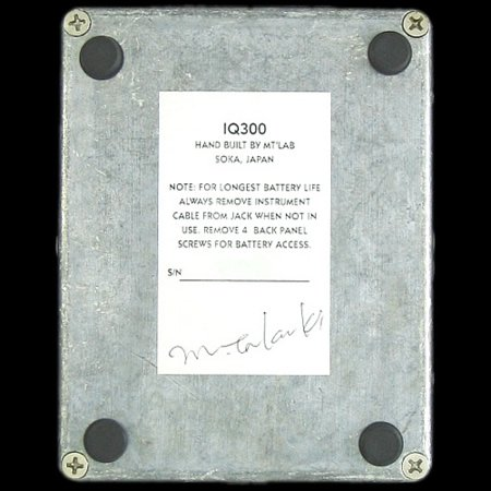 mt'Lab IQ300