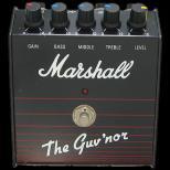 歪み系 エフェクター オーバードライブ Marshall The Guv'nor (イギリス製)