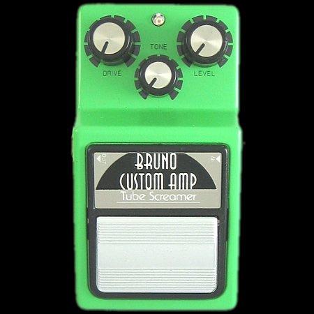 BRUNO CUSTOM AMP TS9 TubeScreamer Mod.
