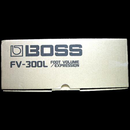 Boss FV-300L Foot Volume/Expression