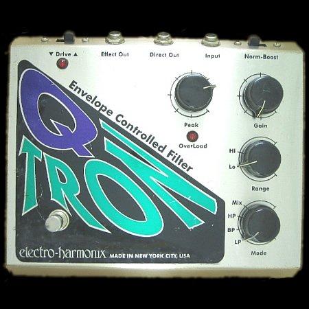 electro-harmonix  Q-TRON
