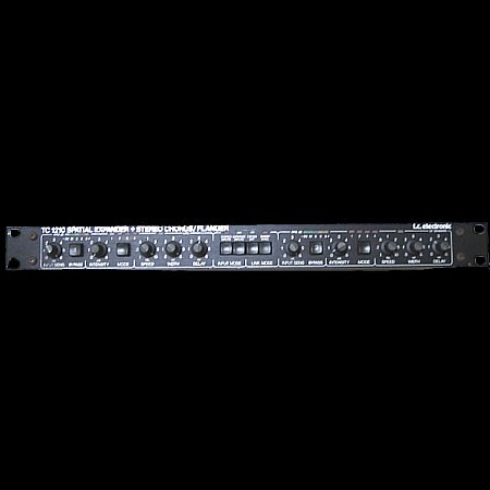 t.c.electronic TC1210 SPATIAL EXPANDER+STEREO CHORUS/FLANGER