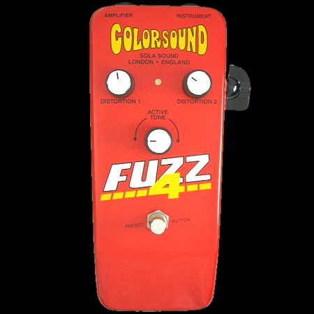 COLORSOUND FUZZ-FOUR
