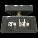 音色を変えるエフェクター ワウ Thomas Organ Co. crybaby MODEL 95-910511