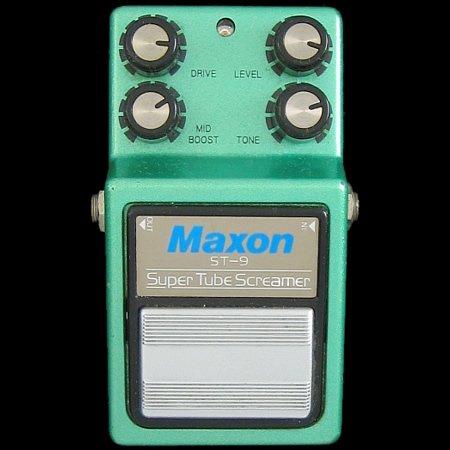 Maxon ST-9 Super Tube Screamer