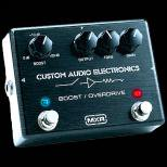 Custom Audio Electronics(CAE) MXR Boost/Over Drive MC402