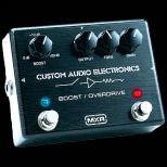 Custom Audio Electronics(CAE) MXR Boost/Over Drive MC402