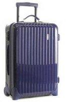 RIMOWA リモワ サルサ トランク スーツケース 85752 ブルー トローリー