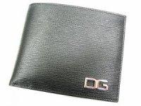 DOLCE&GABBANA ドルチェ&ガッバーナ 2つ折財布BP0457A1371 ブラック ドルガバ
