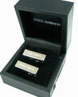 ドルチェ&ガッバーナ アクセサリー DOLCE&GABBANA BJ0334A9986-8M806 ドルガバ カフス シルバー A/W新作