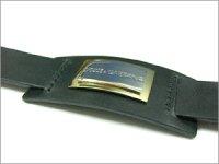 ドルチェ&ガッバーナ アクセサリー DOLCE&GABBANA BJ0317A1235 ドルガバ ブレスレット ブラック A/W新作
