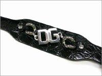 ドルチェ&ガッバーナ アクセサリー DOLCE&GABBANA BJ0145A2094 ドルガバ ブレスレット ブラック