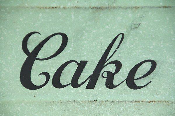 アンティークホームプライドケーキ缶