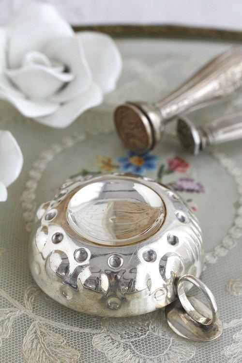 アンティークワインテイスティングカップ