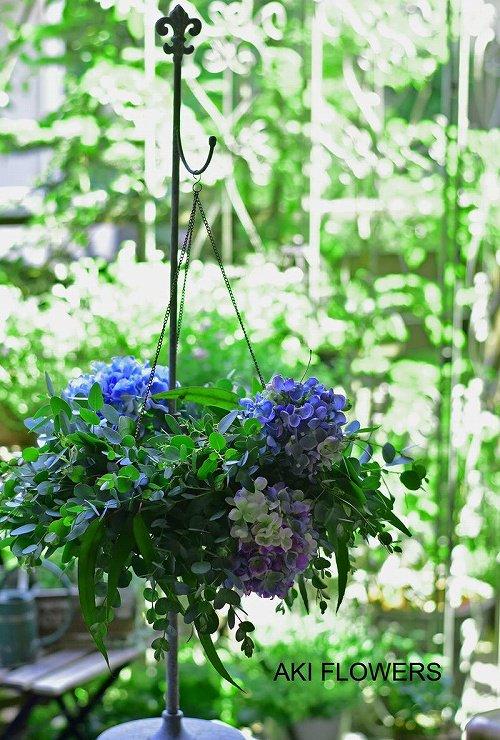 4/8(月)スプリングハーバルリース & すずらんのミニブーケレッスンAKI FLOWERS×ミュゼ