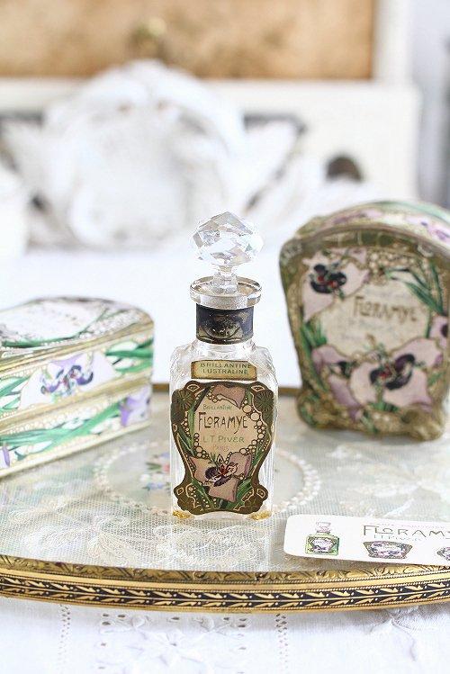 アンティーク香水ボトル