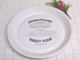 BROWN & POLSON'Sショートブレッドモールド
