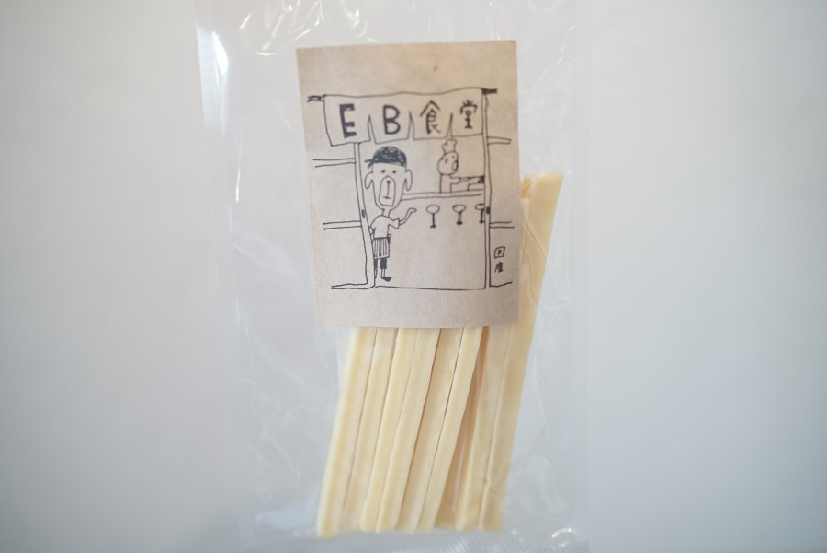【EB食堂】チーズのすてぃっく