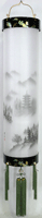 住吉提灯 二重張り 本金蒔絵 「京山水」