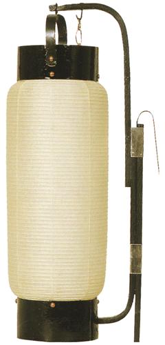 弓張提灯 人力 ロウソク式の画像1