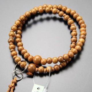 浄土宗 数珠 女性用 8寸 正梅 並環 梵天房 2000400200626
