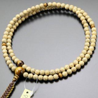 臨済宗 数珠 男性用 尺二 星月菩提樹 虎目石 紐房 2000300600144 送料無料
