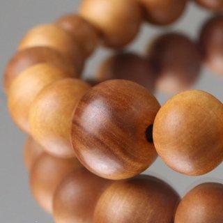 数珠ブレスレット 尺六 約10ミリ 白檀(インド産)107100078