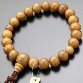 数珠 男性用 20玉 正梅 正絹房 2000100200445