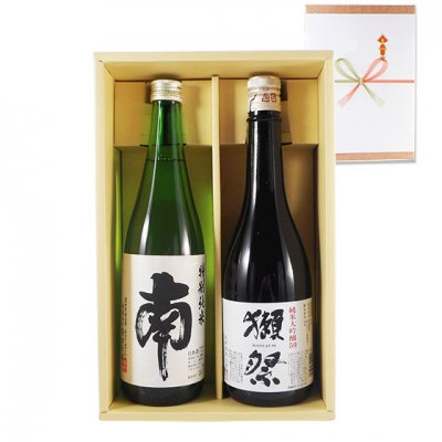 日本酒 飲み比べセット 南 特別純米 & ...