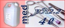 ミ:ラグロ (pH2.2) ポリ容器4リットル