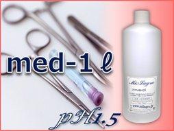 med15-1 スキンケア用強酸性水 pH1.5