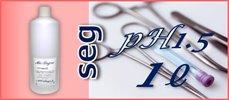 人工皮膚、人工細胞、人工歯根増殖用  pH1.5  1リットル