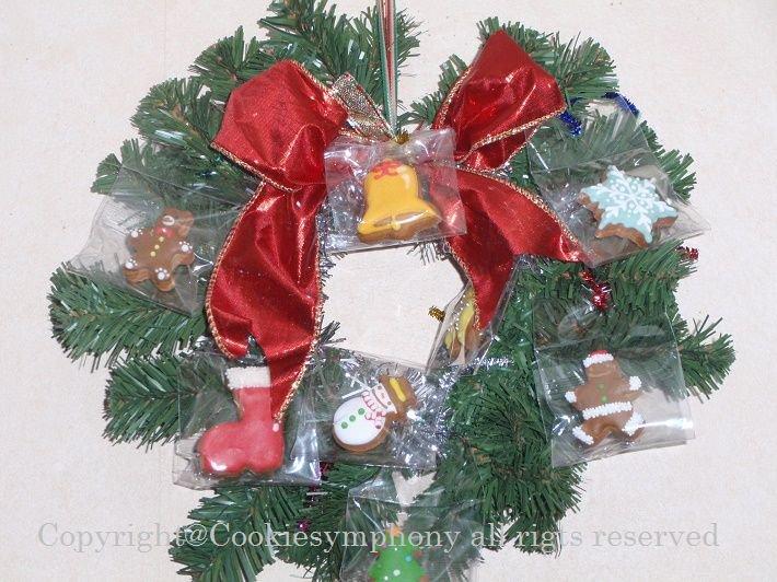 クリスマスクッキーワークショップリース