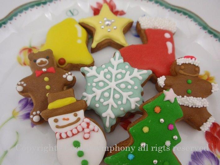 クリスマスクッキーワークショップツリー