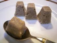高級簡単 マッシュルーム ソース キューブ状 350g  (冷凍便)