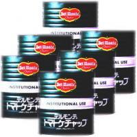 デルモンテ トマトケチャップ標準 3300g1号缶×6【常温便】6缶入り 1ケース