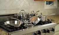 T-FAL 国内未発売 ステンレス銅ボトムマルチレイヤベース 12ピース調理器具セット