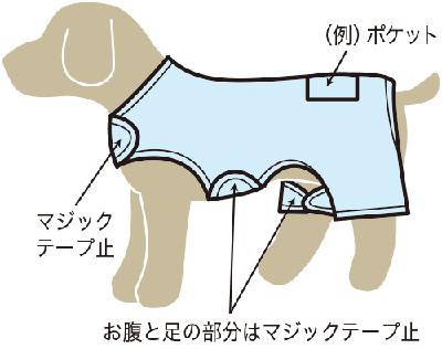 OPB-Lワンちゃん・猫ちゃんの簡易温灸パ...