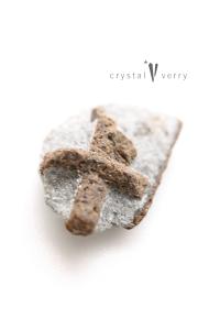 スタウロライト 岩の十字架 �