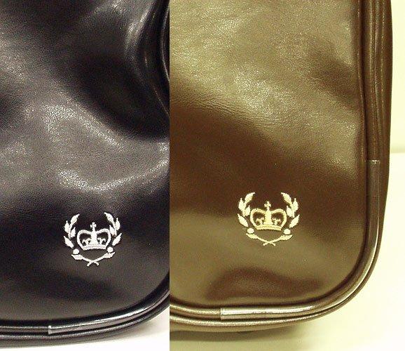 オリーブ・デ・オリーブ スクール クラウンマーク2層式合皮スクールバッグ
