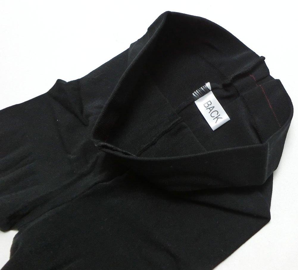 制服スカート用黒タイツ